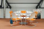 Meeting Place - Mera bietet angenehmen Platz für Verhandlungen, Abstimmungen und offizielle Runden.