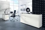 Select: stylische Oberflächen und ein Höchstmaß an Funktionalität machen dieses Modell zur Bereicherung in Ihrem Büro.
