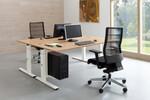 Crew ist die perfekte Kombination aus Form und Funktion und bietet die Grundlage für eine moderne Teamarbeit im Büro.