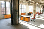 Büromöbel mit Fantasie - lassen Sie mit system 4 Ihrer Kreativität freien Raum.