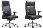 Der Sessel zum Chef. Spürbar komfortabel, sichtbar repräsentativ. Modell Rovo XL