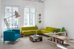 Sofas und Sessel Concept C - Entspannt sitzen!